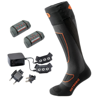 Hotronic BootDoc Heat Socks Set XLP One PFI 50 - Comfort Surround beheizbare Socken mit Akku