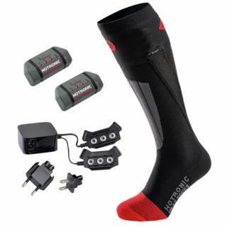 Hotronic BootDoc Heat Socks Set XLP One PFI 50 - Classic beheizbare Socken mit Akku