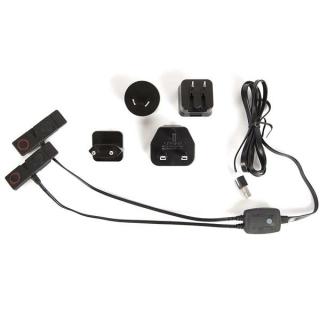 Lenz USB Ladegerät Type 1 Set mit 4 Adapterstecker, 10055