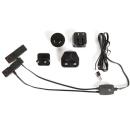 Lenz USB Ladegerät Type 1 Set mit 4 Adapterstecker,...