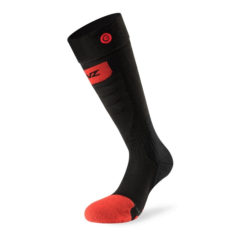 Lenz Heat Socks 5.0 Toe Cap - Beheizbare Socken