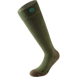 Lenz Heat Sock Toe Cap 4.0 beheizbare Strümpfe (ohne Akku)