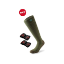 Lenz Set Heat Socks 4.0 Toe Cap + lithium pack rcb 1200 - beheizbare Socken